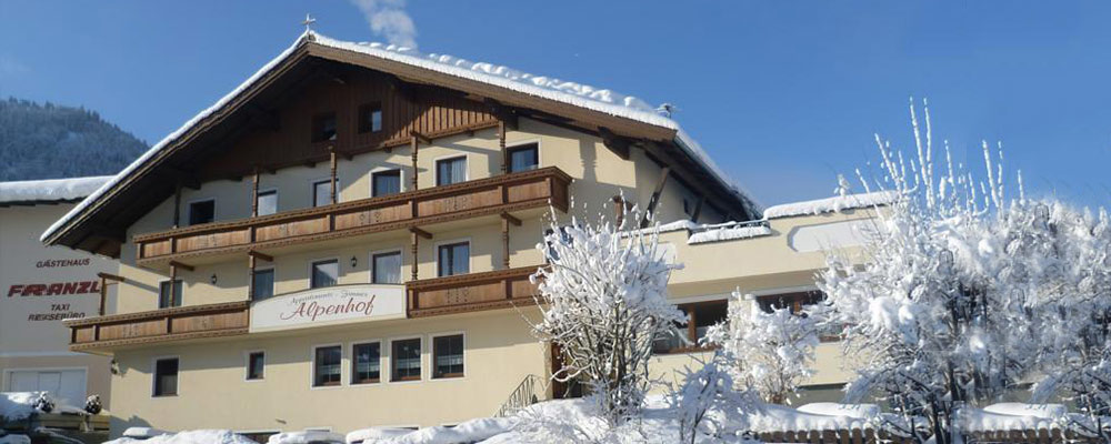 alpenhof niederau
